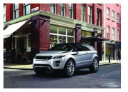 Land Rover Evoque Catalogue Brochure, 2014 page 4