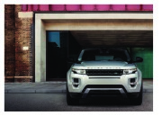 Land Rover Evoque Catalogue Brochure, 2014 page 8