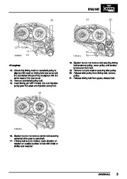 Land Rover Discovery, Defender, Range Rover Gearbox Parts Catalog, 1997 page 25