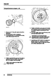 Land Rover Discovery, Defender, Range Rover Gearbox Parts Catalog, 1997 page 28
