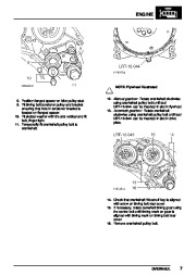 Land Rover Discovery, Defender, Range Rover Gearbox Parts Catalog, 1997 page 29
