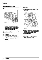 Land Rover Discovery, Defender, Range Rover Gearbox Parts Catalog, 1997 page 30