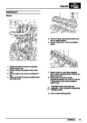 Land Rover Discovery, Defender, Range Rover Gearbox Parts Catalog, 1997 page 33