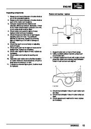 Land Rover Discovery, Defender, Range Rover Gearbox Parts Catalog, 1997 page 35