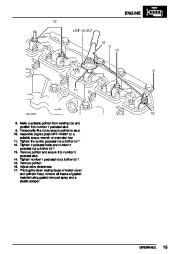 Land Rover Discovery, Defender, Range Rover Gearbox Parts Catalog, 1997 page 37