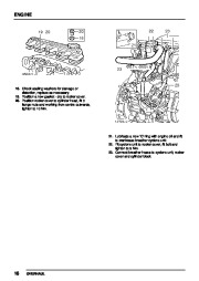 Land Rover Discovery, Defender, Range Rover Gearbox Parts Catalog, 1997 page 38