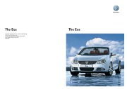 2010 Volkswagen EOS VW Catalog page 1