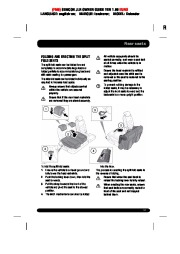Land Rover Defender Handbook Owners Manual, 2014, 2015 page 11