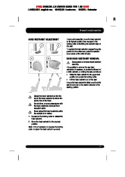 Land Rover Defender Handbook Owners Manual, 2014, 2015 page 13