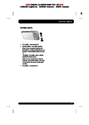 Land Rover Defender Handbook Owners Manual, 2014, 2015 page 21