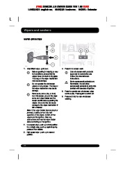 Land Rover Defender Handbook Owners Manual, 2014, 2015 page 22