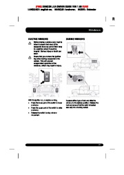 Land Rover Defender Handbook Owners Manual, 2014, 2015 page 23
