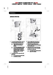 Land Rover Defender Handbook Owners Manual, 2014, 2015 page 24