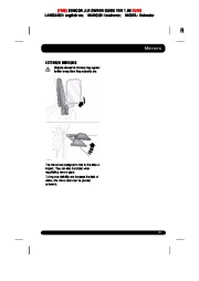 Land Rover Defender Handbook Owners Manual, 2014, 2015 page 25