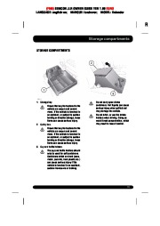 Land Rover Defender Handbook Owners Manual, 2014, 2015 page 31