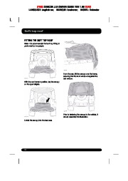 Land Rover Defender Handbook Owners Manual, 2014, 2015 page 32