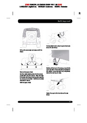 Land Rover Defender Handbook Owners Manual, 2014, 2015 page 33