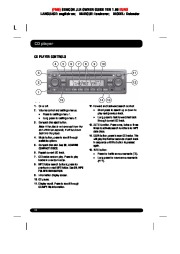 Land Rover Defender Handbook Owners Manual, 2014, 2015 page 38
