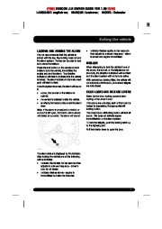 Land Rover Defender Handbook Owners Manual, 2014, 2015 page 7