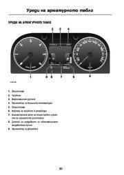 Land Rover Discovery 4 Handbook Инструкция за Експлоатация, 2014, 2015 page 32