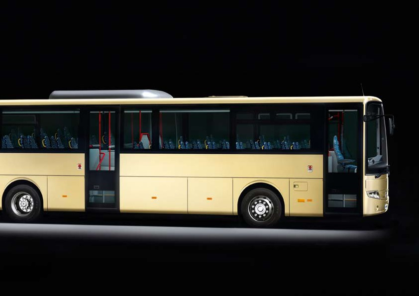 2010 Mercedes Benz Intouro Bus Catalog