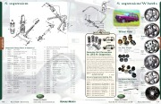 Land Rover Genuine Parts Catalogue Brochure, 2002 page 9