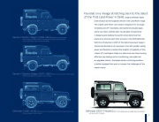 Land Rover Defender Catalogue Brochure, 2010 page 5
