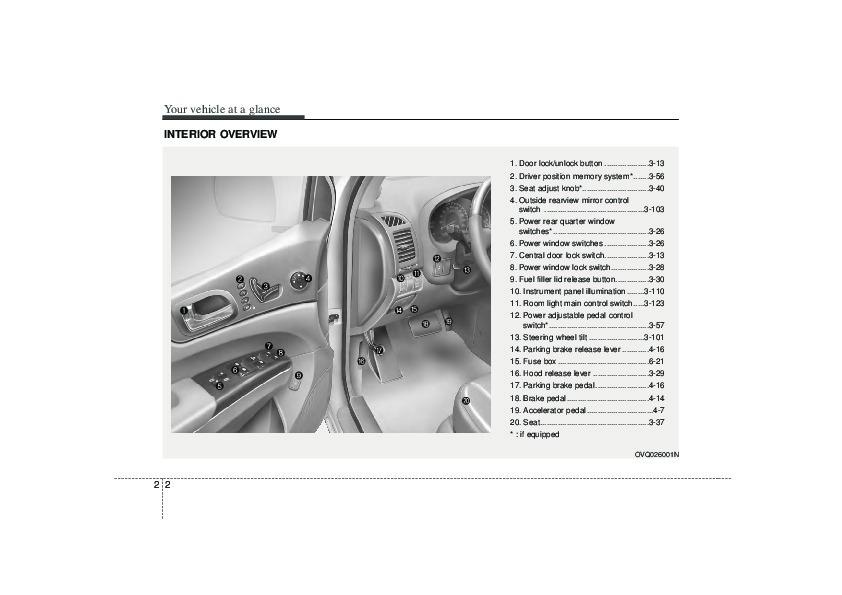 2006 kia sedona owners manual rh auto filemanual com 2006 kia sedona owners manual pdf 2006 kia sedona lx owners manual