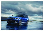 Land Rover Range Rover SVR Catalogue Brochure, 2014 page 7