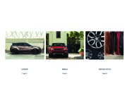 Land Rover Evoque Catalogue Brochure, 2015 page 3