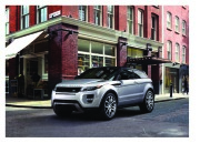 Land Rover Evoque Catalogue Brochure, 2015 page 4