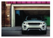 Land Rover Evoque Catalogue Brochure, 2015 page 8