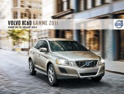 2010 Volvo XC60 French Catalog page 1