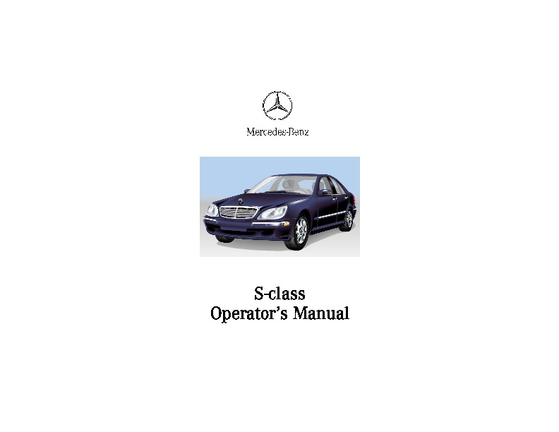 2000 c230 kompressor owners manual user guide manual that easy to rh sibere co 2005 C230 Kompressor Sport Sedan 2005 C230 Interior