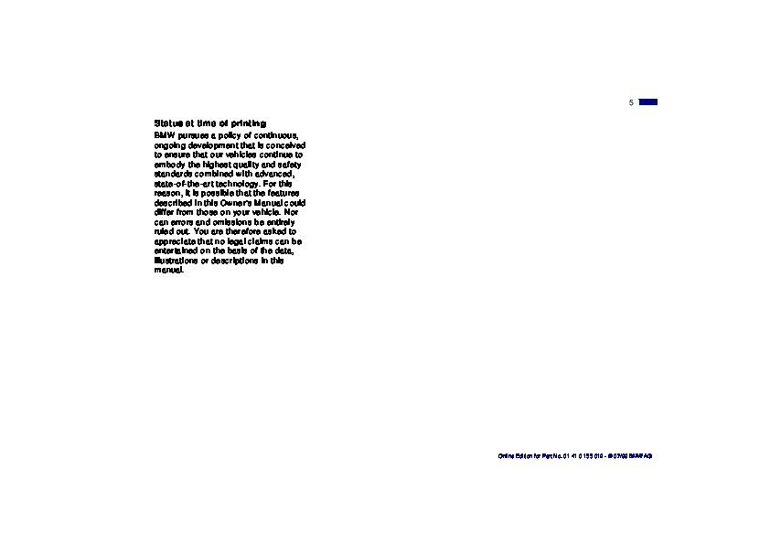 2000 bmw 5 series 528i 540i e39 owners manual rh auto filemanual com 2000 BMW 540I Car Problem 2000 bmw 528i owners manual