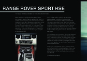 Land Rover Full Range Catalogue Brochure, 2011 page 10