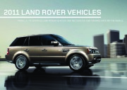 Land Rover Full Range Catalogue Brochure, 2011 page 2