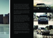 Land Rover Full Range Catalogue Brochure, 2011 page 3