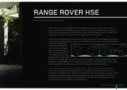 Land Rover Full Range Catalogue Brochure, 2011 page 5