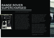 Land Rover Full Range Catalogue Brochure, 2011 page 6