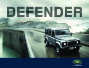 2011 Land Rover Defender Catalog Brochure page 1