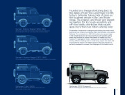 Land Rover Defender Catalogue Brochure, 2011 page 5