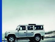 Land Rover Defender Catalogue Brochure, 2011 page 8
