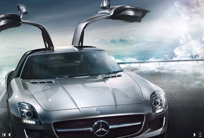 2011 mercedes benz sls class amg c197 catalog uk. Black Bedroom Furniture Sets. Home Design Ideas