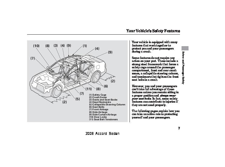 2008 honda accord sedan owners manual 2008 honda accord repair manual pdf Honda Accord Repair Manual Online
