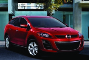 2010 Mazda CX 7 Catalogue Brochure, 2010 page 2