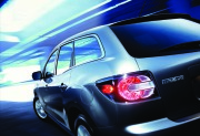 2010 Mazda CX 7 Catalogue Brochure, 2010 page 7