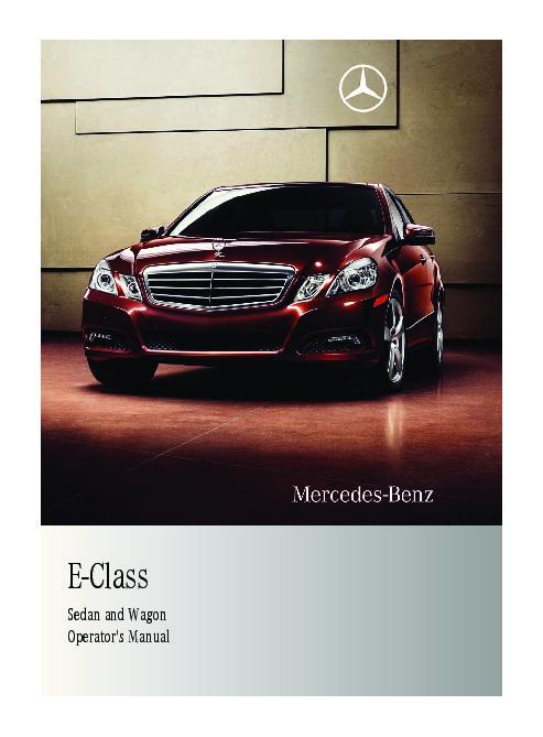 2011 mercedes benz e350 e350 bluetec e550 e63 amg w212 c207 sedan rh auto filemanual com ford e350 owners manual 2010 2015 e350 owners manual