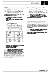 Land Rover Defender Workshop Manual, 1999, 2000, 2001, 2002 page 14