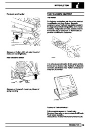 Land Rover Defender Workshop Manual, 1999, 2000, 2001, 2002 page 20